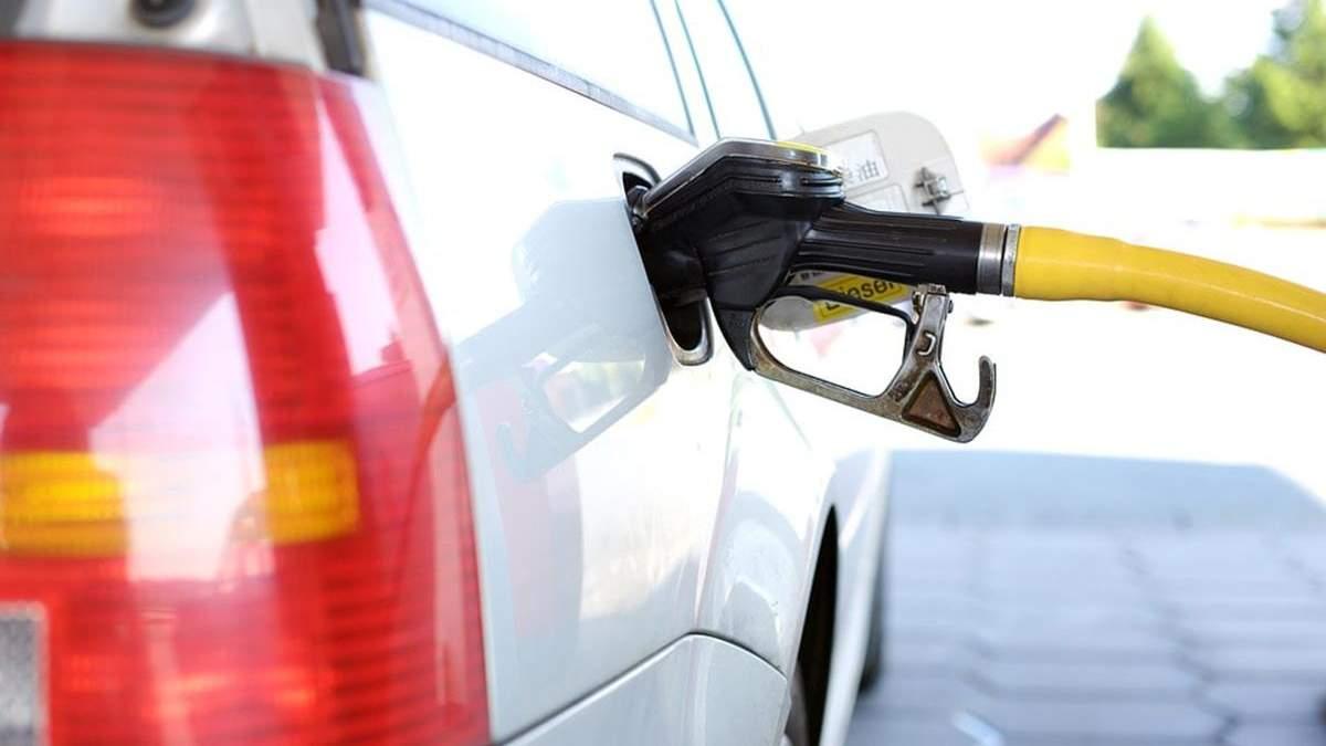 Существуют правила разрешенного количества топлива в баке при пересечении украинско-польской границы