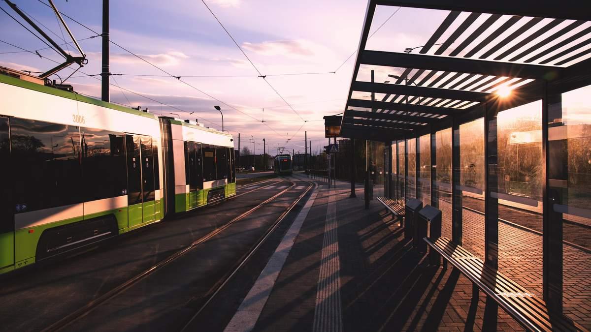 С середины мая в Польше будут действовать изменения по количеству пассажиров в автобусах и поездах