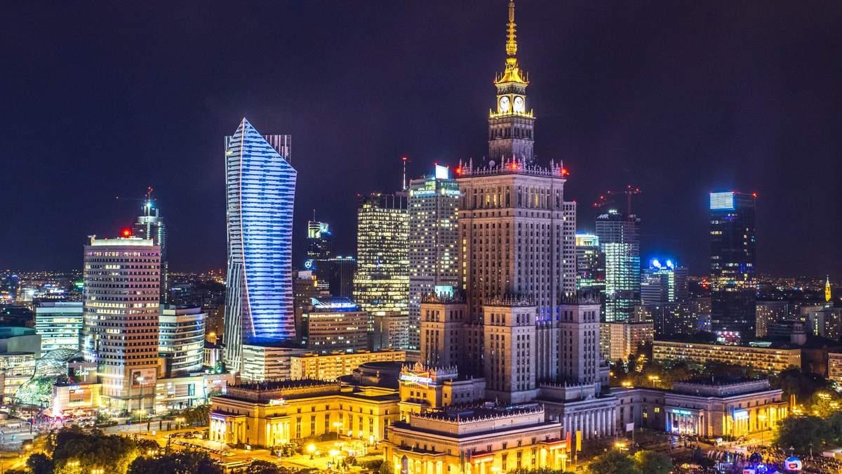 В Польщі склали рейтинг найкращих місць для життя