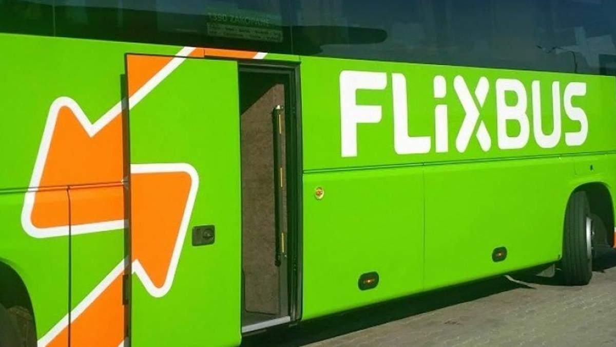 FlixBus запускает три новых маршрута из Львова
