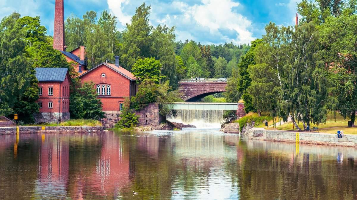 Считается, что самые счастливые люди живут в Финляндии