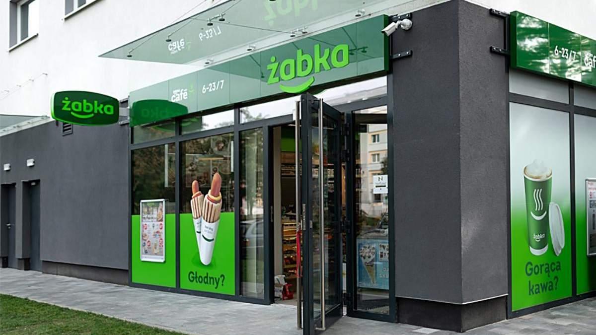 У Щецині клієнтка побила продавчиню в магазині Żabka