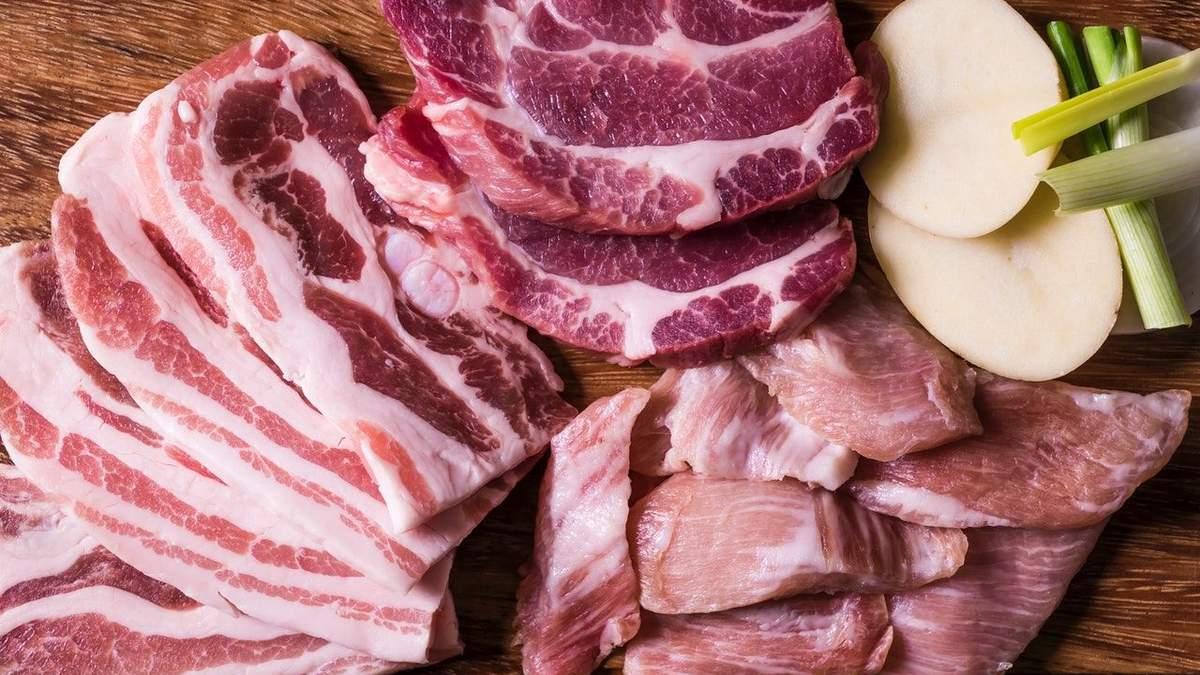 Деяке м'ясо у Польщі містить шкідливу речовину