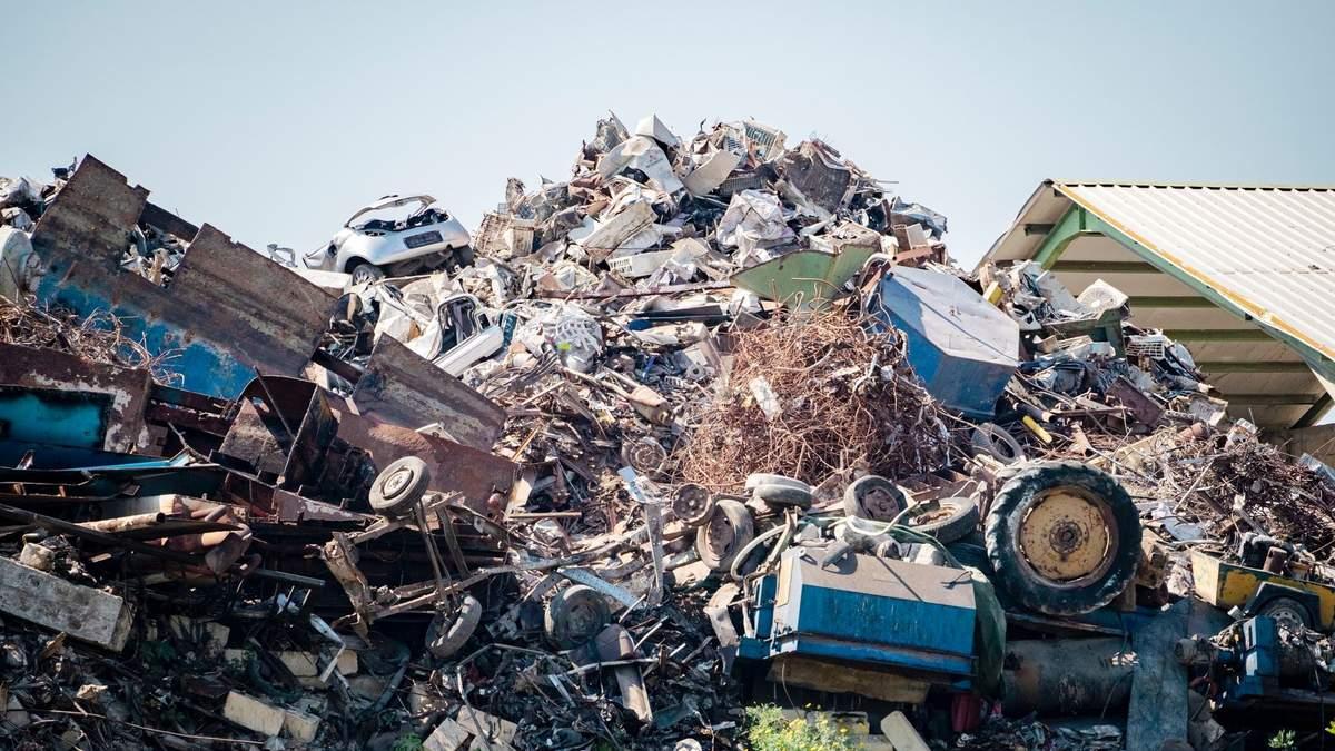 У Празі для будівництва використовуватимуть сміття