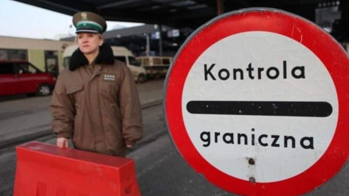 На границе будут продолжаться усиленные проверки