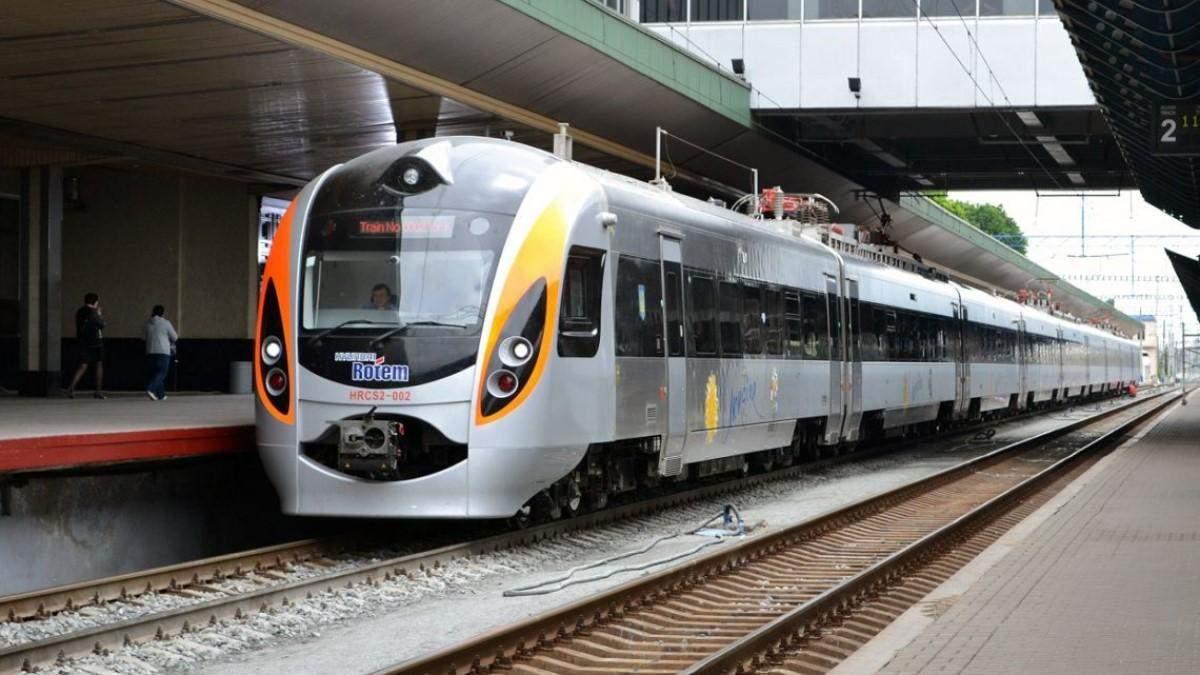 Железнодорожное сообщение Украины с Польшей вскоре могут восстановить