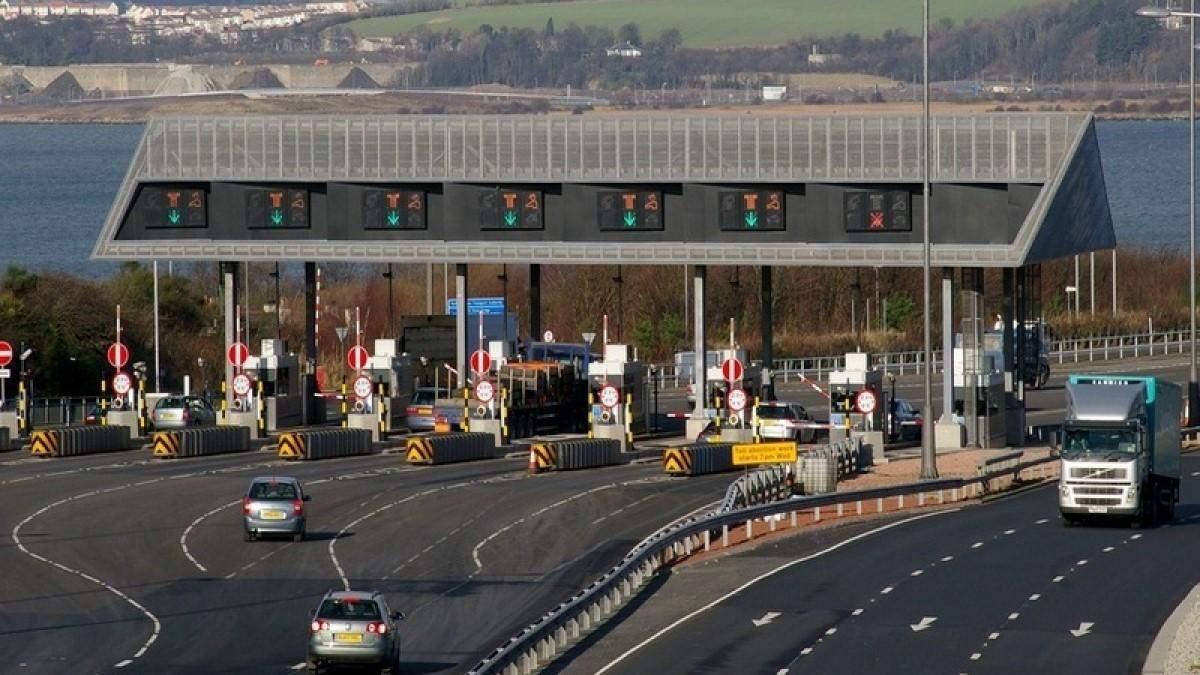 Зміна вартості проїзду по ділянці автомагістралі А4