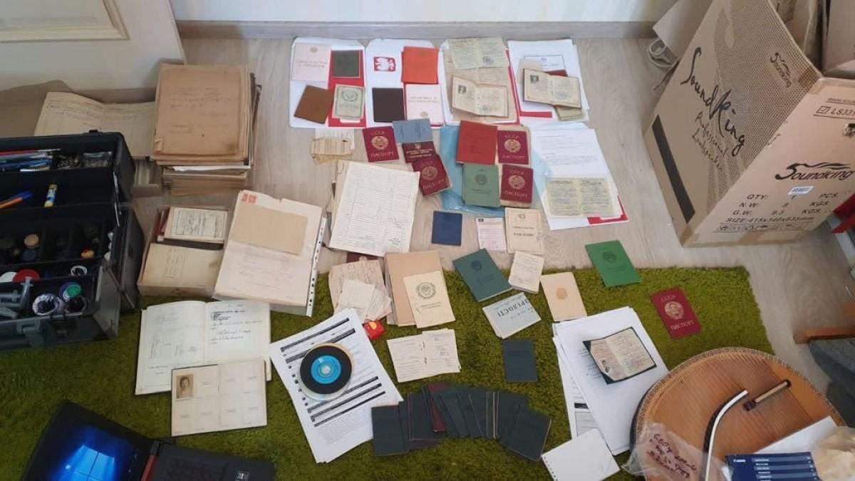 Мошенники изготавливали поддельные документы