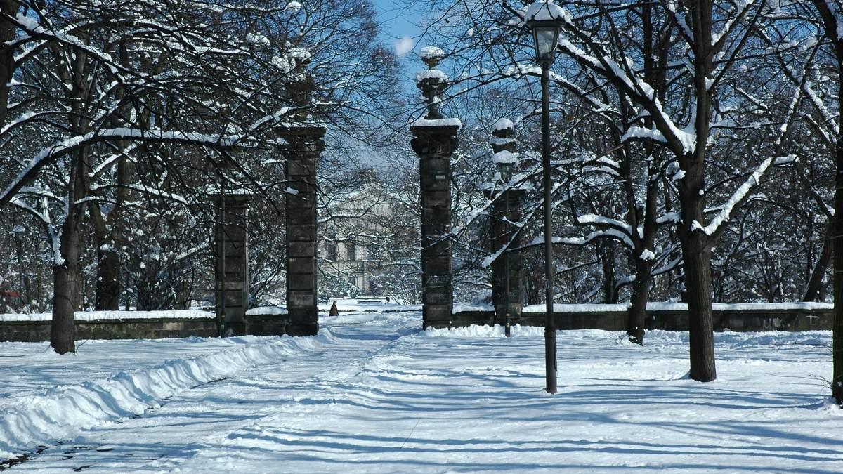 У Варшаві хочуть взимку запасати сніг на літо: для чого - Новости мира - Закордон
