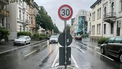 30 кілометрів за годину: німецькі міста виступають за більше обмеження швидкості на дорогах