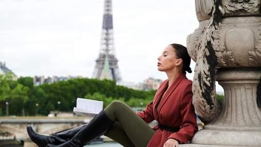 Как и где знакомиться в Париже: советы от Ирэны Карпы