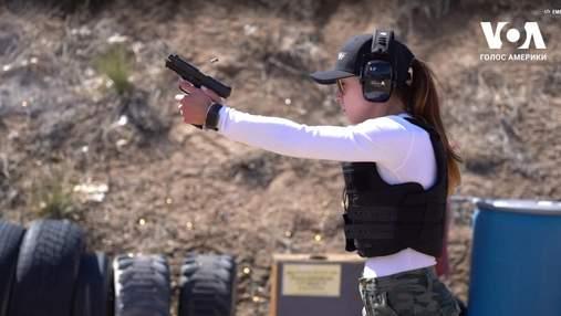 Якщо чесно, це ніколи не було моєю мрією, – українка, яка стала поліцейською у США