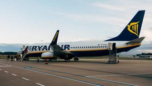 Большие скидки от Ryanair: из Польши в Украину от 36 злотых