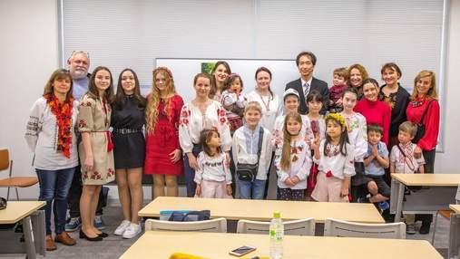 Вышиванка объединяет: как в Токио популяризируют украинскую культуру
