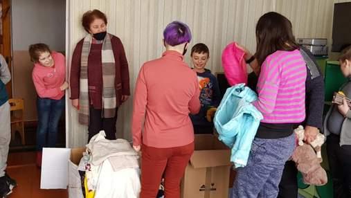 Те, що єднає: як українська громада Польщі допомагає дітям-сиротам на батьківщині