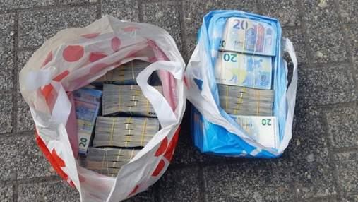 Более полумиллиона евро наличными: украинцев в Германии обвинили в отмывании денег