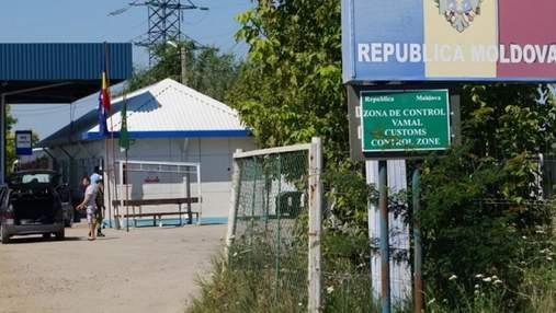 Молдова открывает все пункты пропуска на границе с Украиной