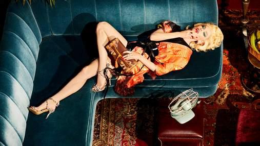 Львовянки устроили фотосессию для всемирно известной модели: роскошные фото из Нью-Йорка