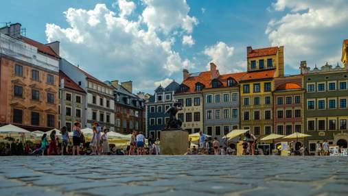 Куда пойти на выходных в Варшаве