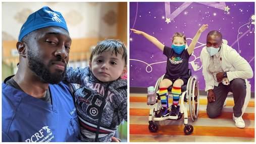 Танцюючий лікар: медик зі США вигадав новий вид терапії для хворих дітей