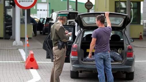 Где пересекать границу Украина – Польша: перечень пунктов пропуска и условия