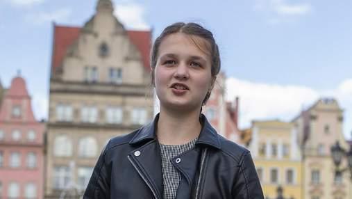 Їй 13, а вона вже володіє 5 іноземними мовами: успіхи українки, яка живе у Вроцлаві