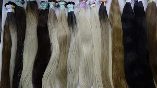 Человеческие волосы – новый тренд среди украинских контрабандистов: как с этим борется таможня