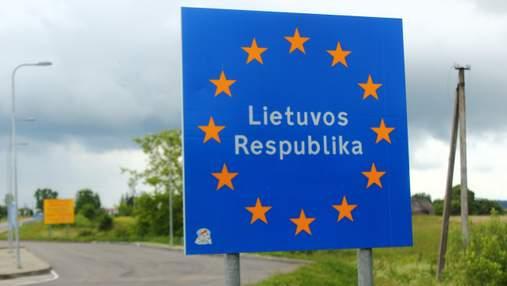 Литва вдвічі знизила ціни на довгострокові візи для українців