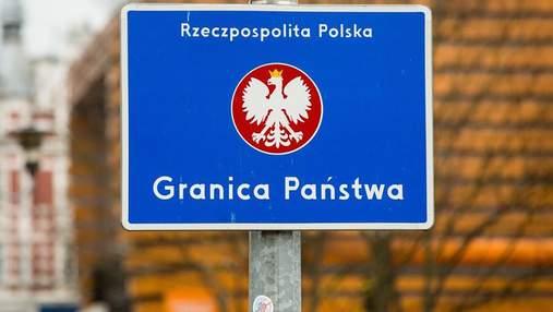 Сколько украинцев выехали в Польшу за последние полгода: данные пограничников