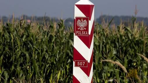 Скольким украинцам отказали во въезде польские пограничники в 2021 году