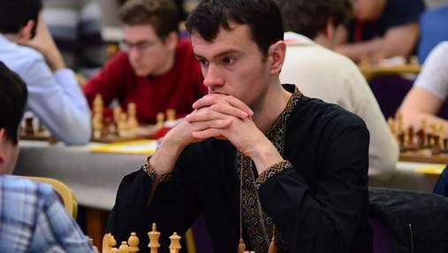 Украинец стал победителем шахматного турнира в Польше