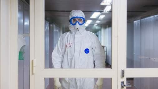 23 из 27 человек, присоединенных к аппаратам ИВЛ в Варшаве, не вакцинированные