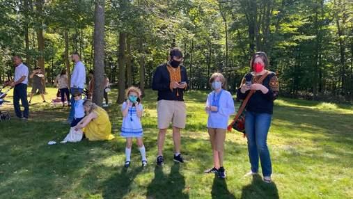 Тысячи вареников и жареный поросенок: в США состоялся Украинский фестиваль