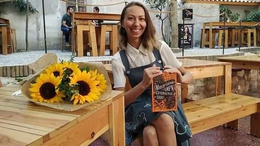 Украинская писательница провела творческую встречу с читателями в Греции