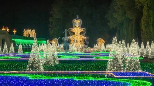 У Варшаві відновлює роботу Королівський сад світла: чим він дивуватиме цьогоріч