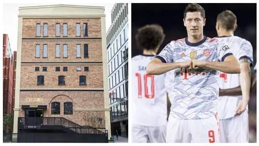 Левандовський відкрив величезний ресторан-спортбар у центрі Варшави: фото закладу