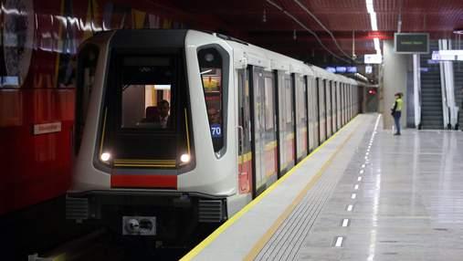 В Варшаве на выходных закроют 6 станций метро: какая альтернатива